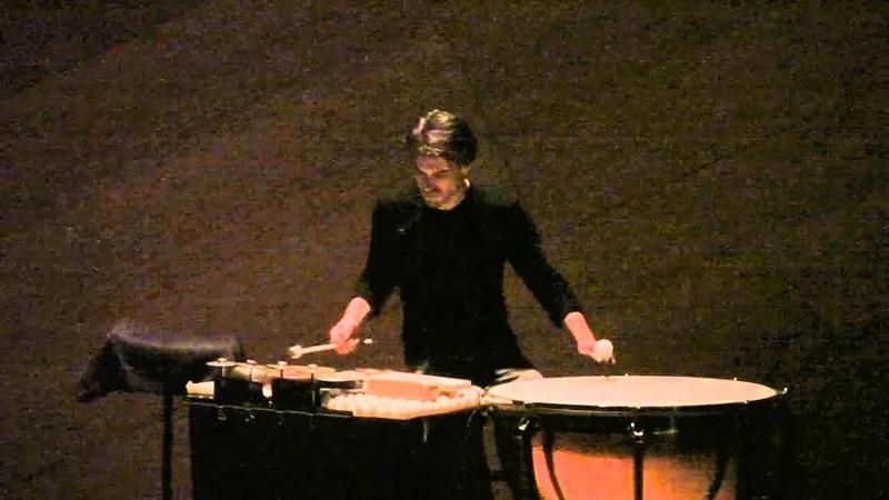 Claus Steffen Mahnkopf Trema I Jonathan Hepfer Percussion