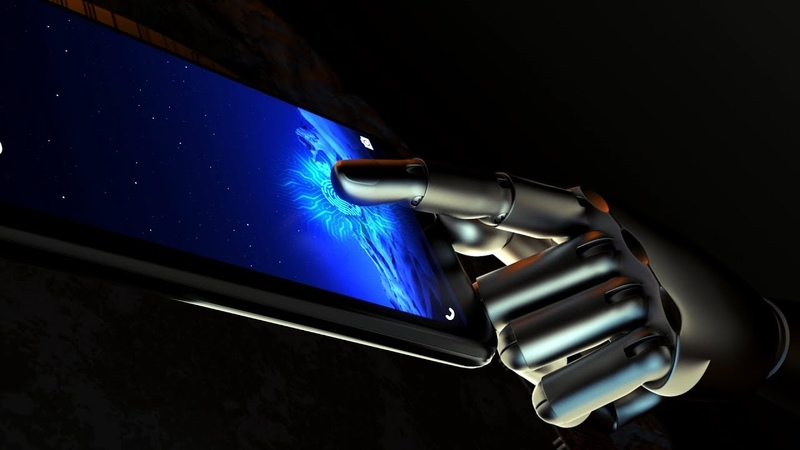 DOOGEE V, Full-screen Smartphone With In-Display Fingerprint Sensor