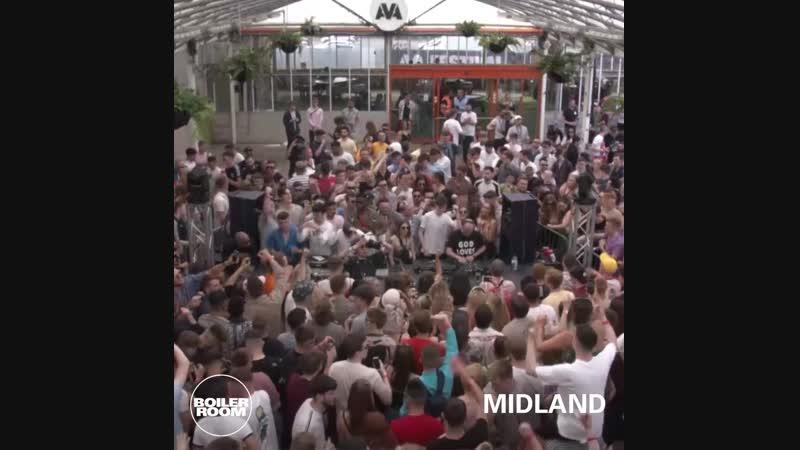 Midland | Boiler Room x AVA Festival 2018