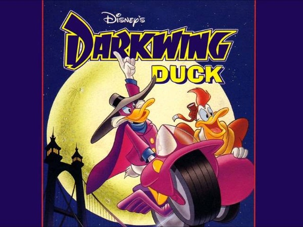 Disney's Darkwing Duck Intro Theme HQ Stereo