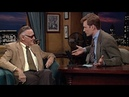 "Stan Lee On Late Night With Conan O'Brien"" 11 17 95"