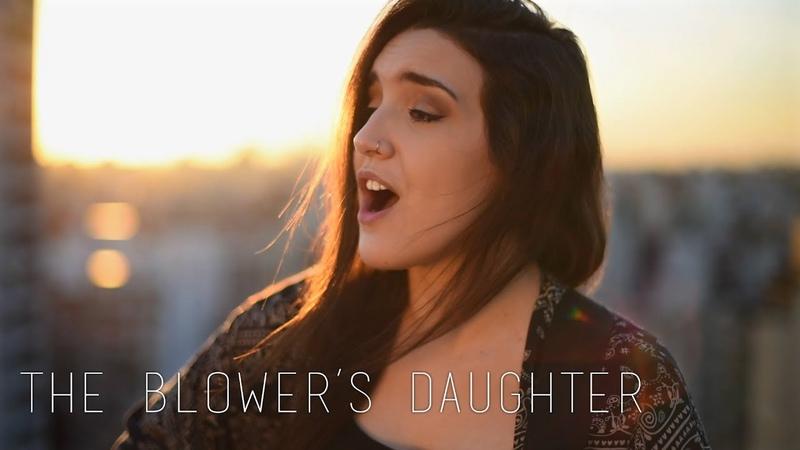 THE BLOWER'S DAUGHTER - Damien Rice (Bárbara Martínez cover)
