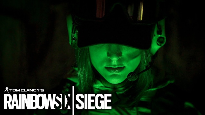 Rainbow Six Siege LIVE ACTION Trailer 2018 Siege in Real Life