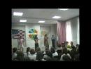 29.09.2004г. На школьном празднике культур мира. Выступает 8А класс. Турецкий танец.
