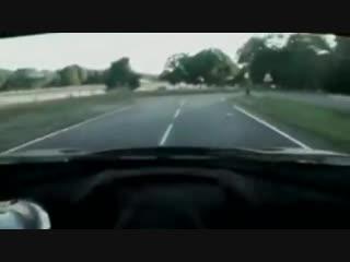 Форд пушка, профессиональные трюки на авто