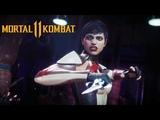 Mortal Kombat 11 Skarlet Gameplay vs Raiden and Sonya Blade