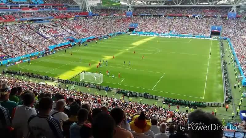 Чемпионат мира по футболу 2018 Группа F Корея-Германия 2:0 Kazan Arena 27.06.18 Штрафной