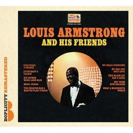 Louis Armstrong альбом Louis Armstrong And His Friends