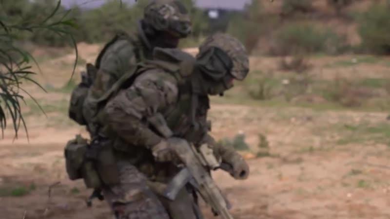 ССО   Anti Terror Forces   ATF