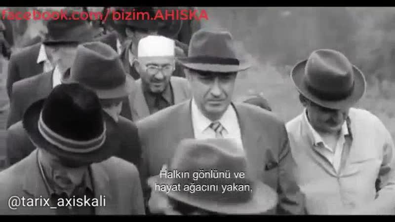 Депортация Месхетинцев 1944, возвращение на родину. AHISKALI SÜRGÜNİ