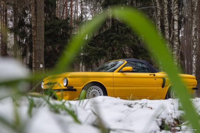 Запорожец из Porsche