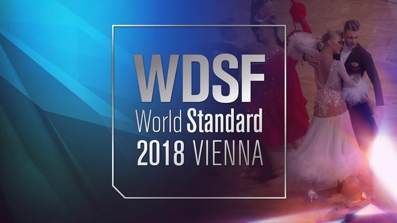 Zharkov - Kulikova, RUS   2018 World STD Vienna   R1 W