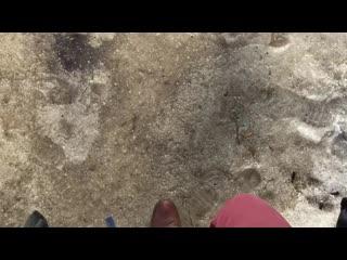 Когда тает снег... город.../«love melody» музыка и видео геннадия филина