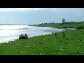 Неудачный тест-драйв Nissan Patrol