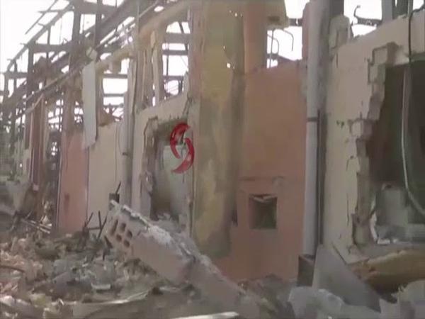 فيديو .. مشاهد خاصة للإخبارية من داخل السوري