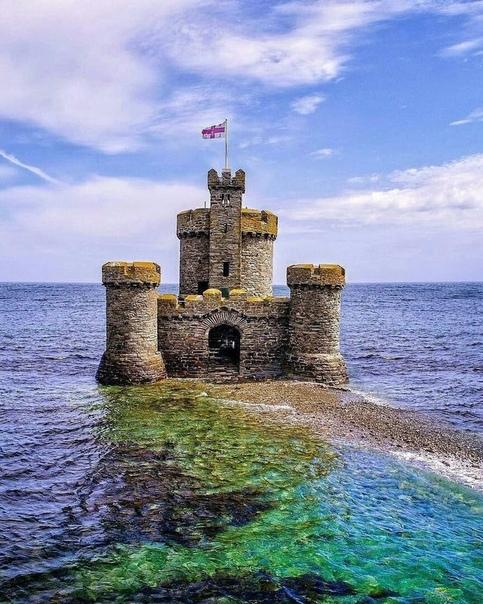 Есть возле острова Мэн небольшой риф, который не раз становился причиной гибели многих кораблей