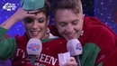 Halsey and Roman Do Christmas Tasks In One Jumper