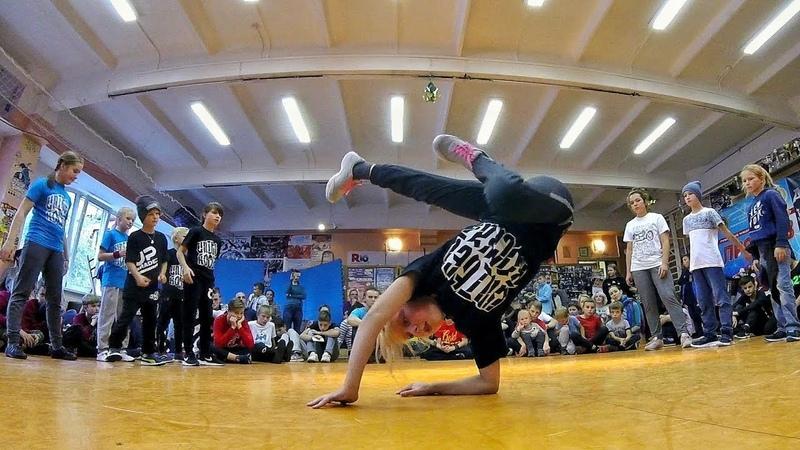 United Rockaz vs Gold Dance Crew South West Jam 1 4