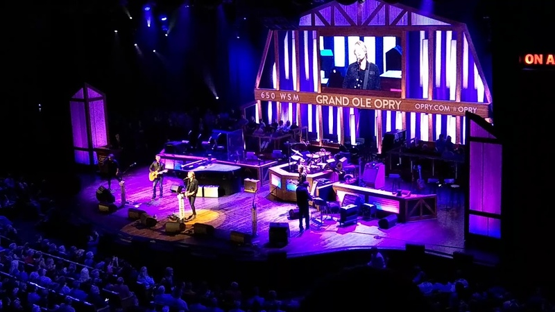 Keith Urban Blue Ain't Your Color at The Opry 5/14/19
