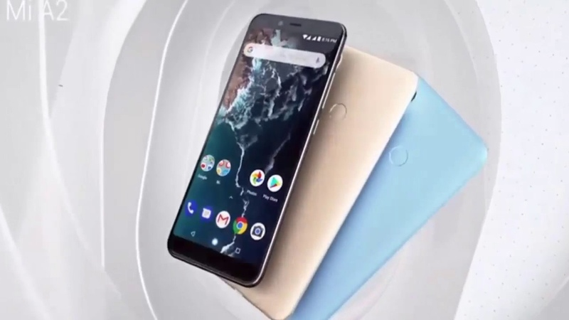 Mi A2 Picture Perfect 20MP Cameras Selling Point
