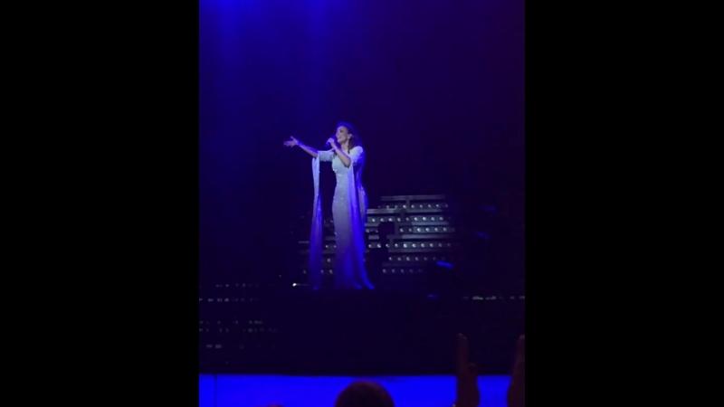 Ани Лорак - I will always love you (шоу DIVA, г. Сочи, 23-09-2018)