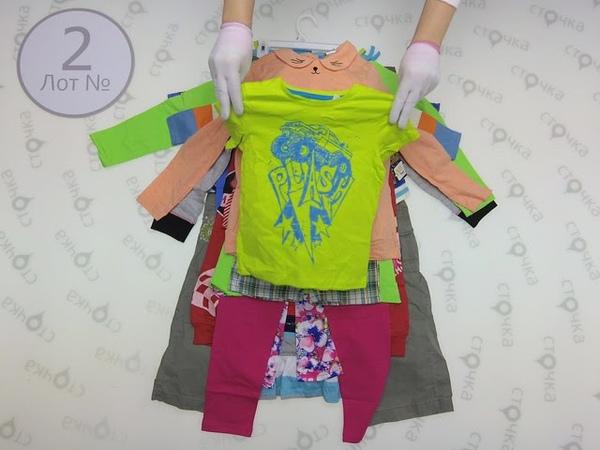 CHILDREN NEW SPRINGSUMMER (CA,only kids,reserved,disney,HM,George...) 2, сток одежда оптом