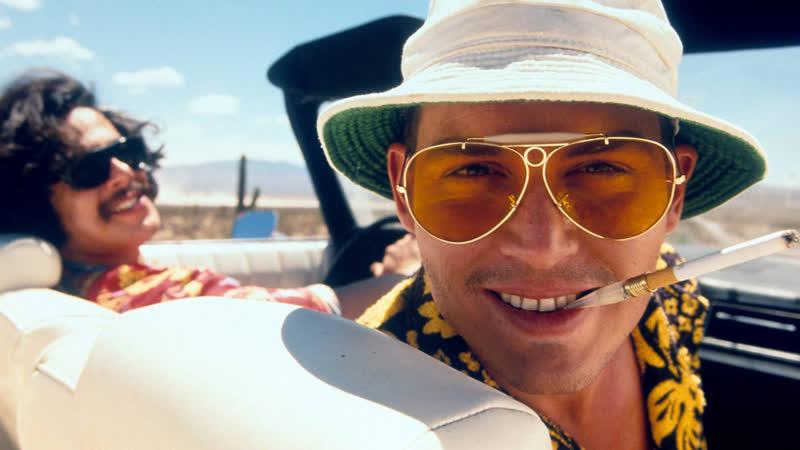 Страх и Ненависть в Лас Вегасе Fear and Loathing in Las Vegas 1998 А Наследников MrRose