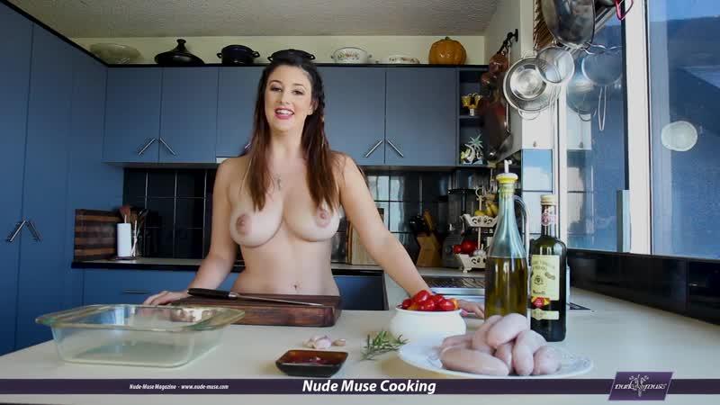 Nude Muse Cooking S06E08 Scarlett-Morgan