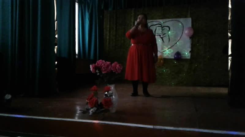 Нафиса Кильченбаева день матери В. О. С.