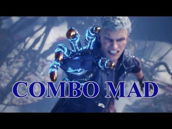 Devil May Cry 5 - COMBO MAD 2 -[デビルメイクライ5 コンボ動画]