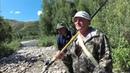 Рыбалка на Хариуса. Восток Казахстана