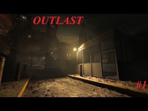 Outlast - Лечебница Маунт Мессив