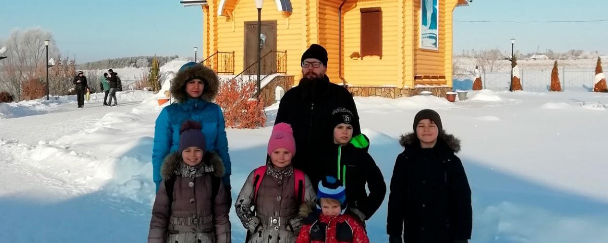 Члены дружины «Ставрополь» совершили паломническую поездку в с.Ташла