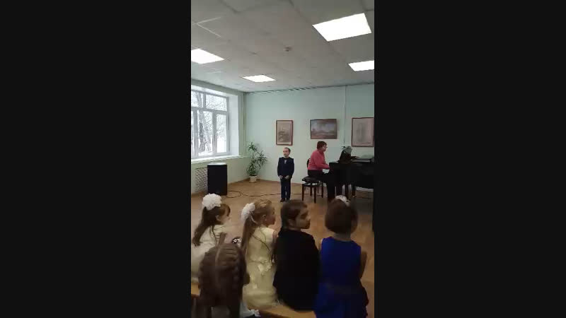 Артемушка! Мой маленький певец. 🎤🎧🎼🎹🌟