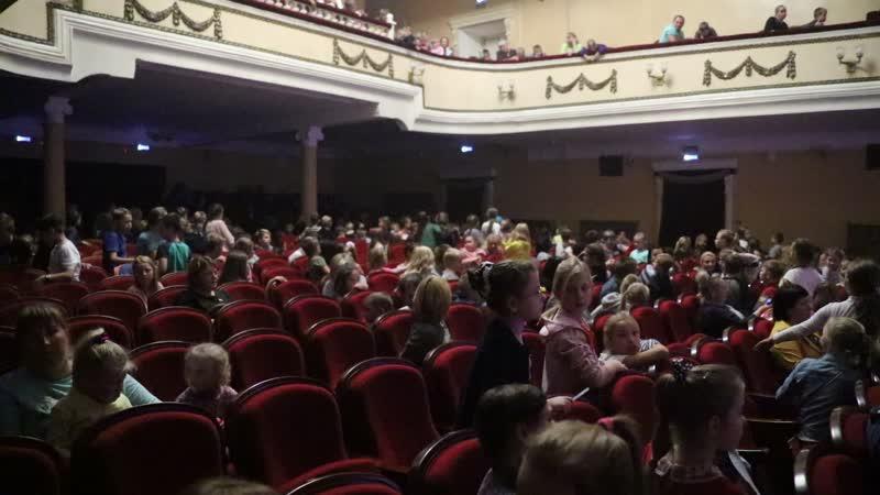 Цирк в Драмтеатре 6 15.10.2018
