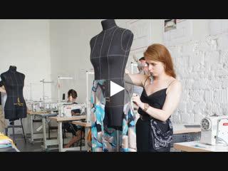 Реалити-шоу о дизайнерах Burda Fashion Start 3 сезон 7 выпуск