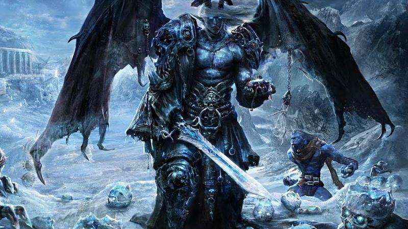 (МИКРОФОН) №14 - Зима близко! ГОРНИЛО! - холодный Ловкач (ШаманНочной Клинок), сет Корбы Grim Dawn