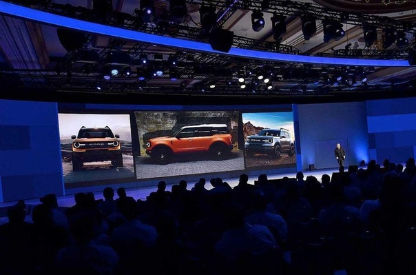 В Сети опубликовали фотографии нового кроссовера Ford.
