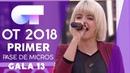 DANGEROUS WOMAN - ALBA RECHE | PRIMER PASE DE MICROS GALA 13 | OT 2018