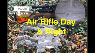 Squirrel and Rabbits taken with the Air Rifle