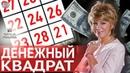 Фен Шуй богатства✦Квадрат Куберы для привлечения денег в свою жизнь Наталия Правдина✦Все по Фен Шуй