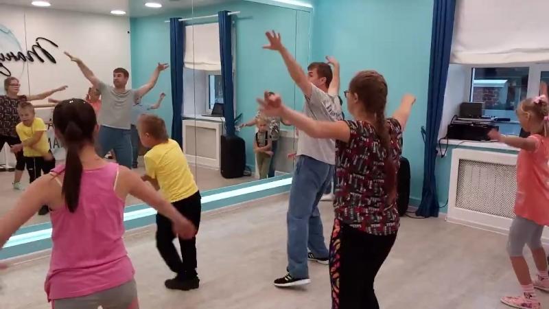 Репетиция перед фестивалем Танцы без границ Дети с ограниченными возможностями