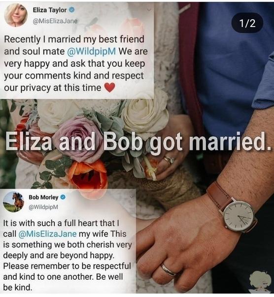 Актёры «Сотни» Элайза Тейлор (Кларк) и Боб Морли (Бэлами) тайно поженились! Фанаты долгое время ждут известий о судьбе Кларк и Беллами в сериале. Будет ли любимая многими парочка вместе По всей