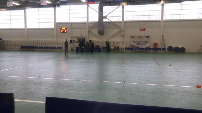 Тюмень Ялуторовск парад открытие гандбол