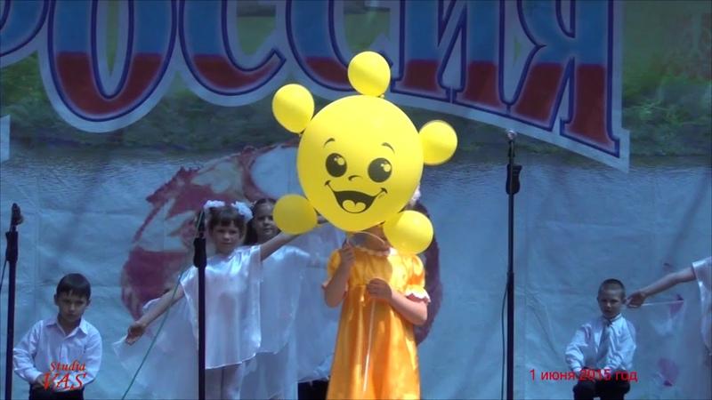 1 июня 2015гТрубчевск