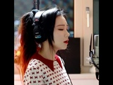 The most beautiful song in the voice of a Korean girl