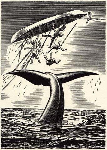Удивительная история Джеймса Бартли Китобойный промысел до его механизации был связан с повышенным риском во многом из-за того, что раненые кашалоты, приходя в ярость, атаковали шлюпки с