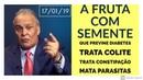 Uma Fruta Para prevenir o DIABETES. Dica barata p/ EMAGRECER. Dieta CETOGÊNICA | Dr Lair Ribeiro