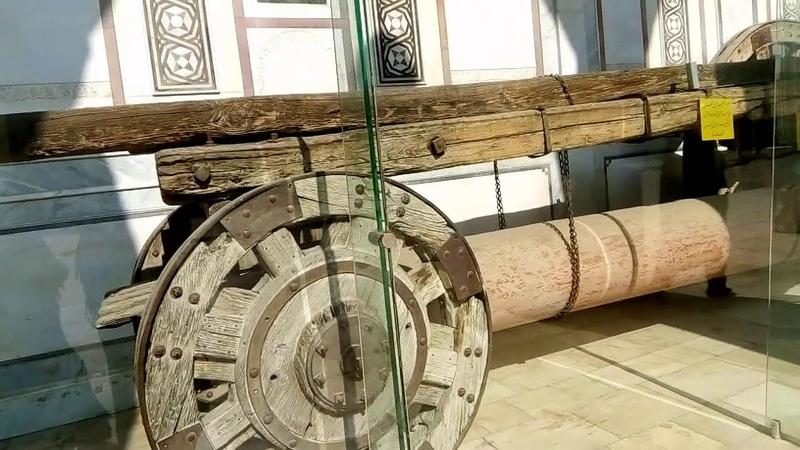 Arbaeen 2018 {Video 43} - Banu Umayya Mosque and place where Bint.e.Imam ALI (A.S) did Khutbah