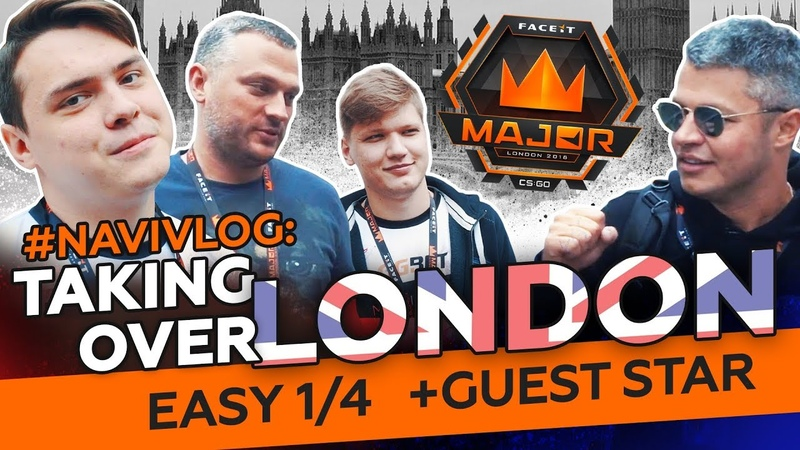 NAVIVLOG Taking over London easy 1 4 Zerogravity's visit